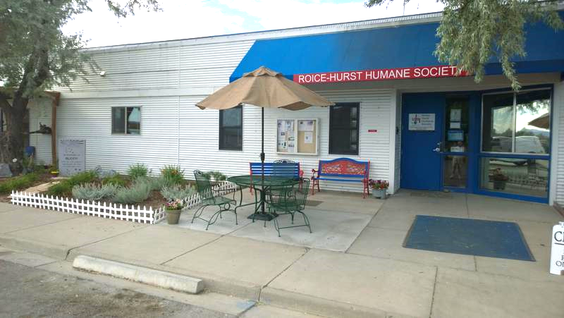 Roice-Hurst Humane Society and Animal Shelter Servicing Grand Junction, Mesa County and Western Colorado
