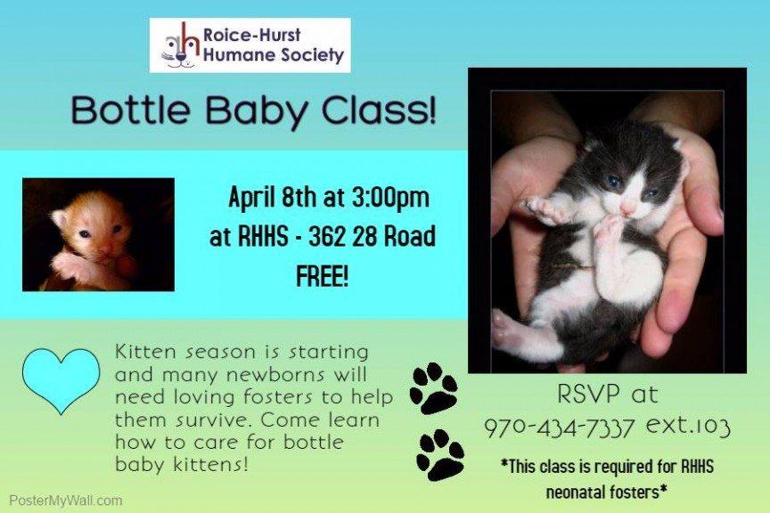 Bottle Baby Class