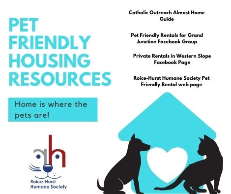 Roice-Hurst Pet Friendly Housing Resources