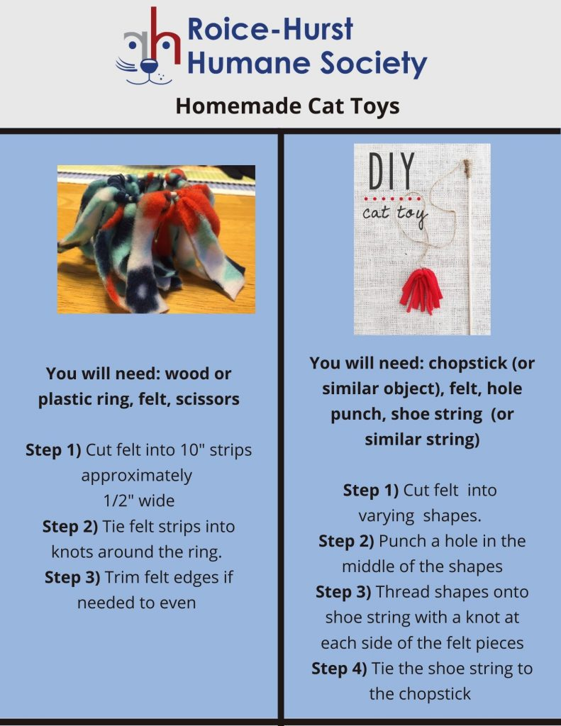 Homemade Cat Toys 2