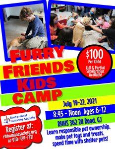 Furry Friends Kids Camp