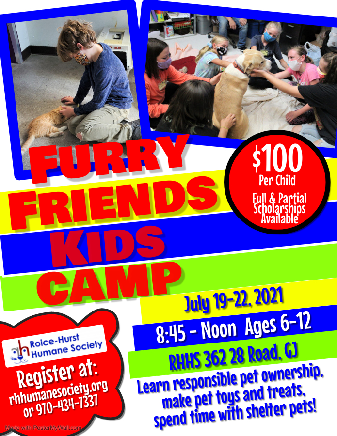 Furry Friends Kids Camp
