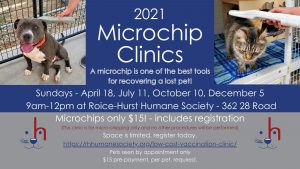 Microchip only